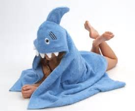 childrens hooded bath towels children s hooded bath towels blue shark hooded bath towel