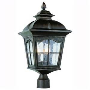 best outdoor light bel air lighting bostonian 3 light outdoor antique rust