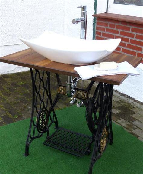 antike singer nähmaschine waschtisch n 228 hmaschine bestseller shop f 252 r m 246 bel und