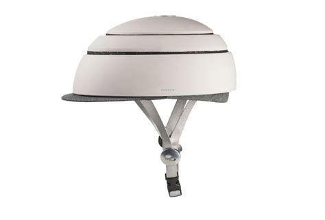 closca design helmet fancy foldy head shell yanko design