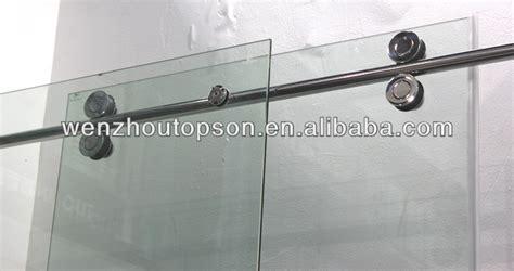 roller barn door roller barn door style sliding shower door shower