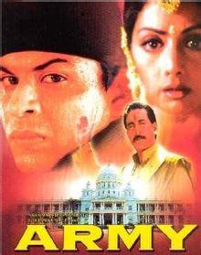 film india terbaik shahrukh khan army 1996 film wikipedia