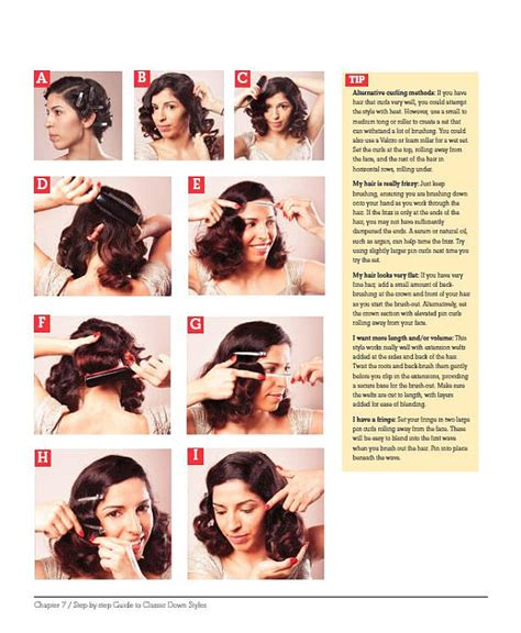 vintage hairstyles book hairstyles for dummies book hairstyles