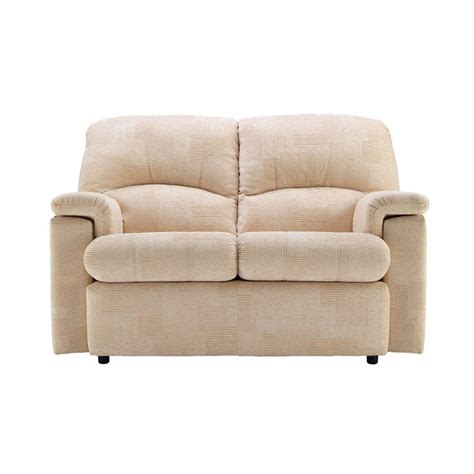 G Plan Chloe Fabric 2 Seater Recliner Sofa Oldrids Recliner Fabric Sofa Uk