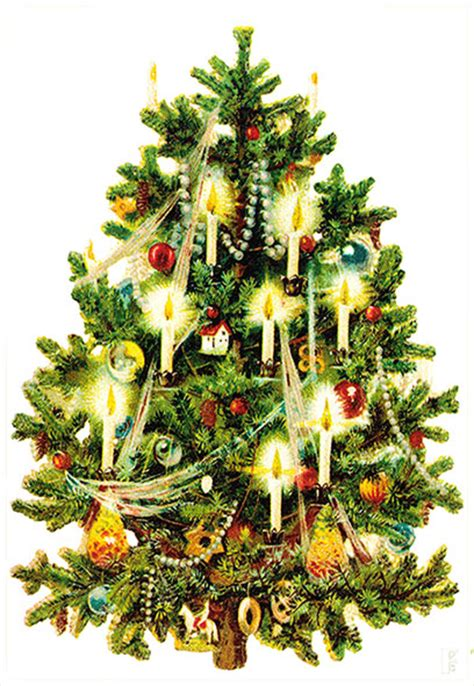 christmas tree clip art