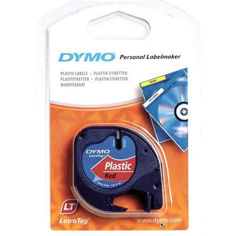 Label Letratag Dymo Plastic Clear Dymo Letratag dymo 91333 plastic for letratag free shipping