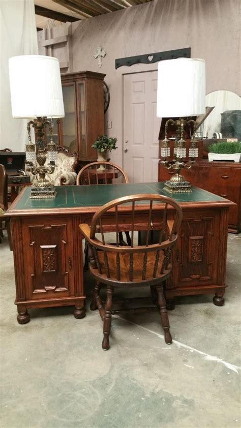 antique desk 1800s antique oak partners desk for sale classifieds