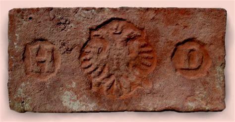 Ziegel Bodenbelag by Historische Dekor Ziegelsteine