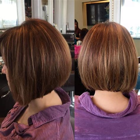 Hairstyle Tapered Bob by How Will Tapered Bob Hairstyles Be In The Future Tapered