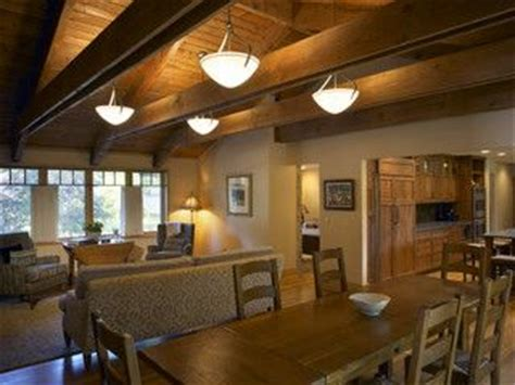 Vaulted Ceiling To Flat Ceiling Vaulted Ceilings Transition To Flat Mountain Living