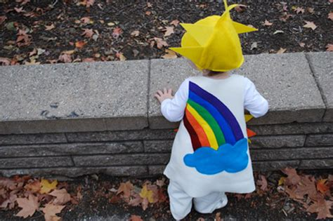 disfraz casero para beb s de arcoiris disfraces caseros y disfraz casero para beb 233 s de arcoiris