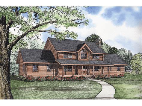 traditional log cabin plans glacier bay rustic log home plan 073d 0018 house plans