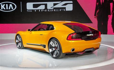 Kia Gt4 Stinger Concept Price 2018 Kia Gt4 Stinger Concept Specs Price Cars Sport