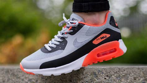 Nike Airmax90 Colour nike air max 90 ultra br quot hyper orange quot kicksonfire