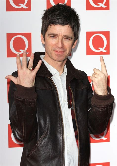 noel gallagher Picture 16 - The Q Awards 2011 - Arrivals Q 2011