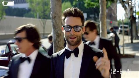 maroon 5 video maroon 5 crashes real life la area weddings for new music