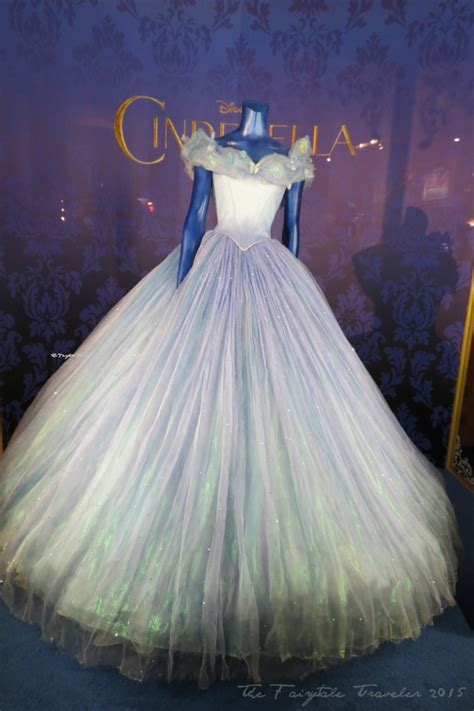 film cinderella dress the coveted cinderella s dress from the cinderella movie