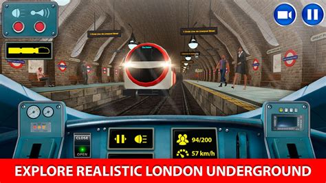 download game android underground mod london subway train simulator mod android apk mods