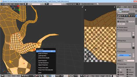 blender tutorial unwrapping blender unwrap tutorial nice and easy youtube