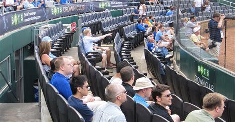 royals stadium crown seats best seats kansas city royals at kauffman stadium 2016