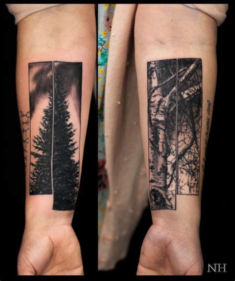 birch tree tattoo best 25 birch tree tattoos ideas on tree