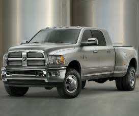 2017 dodge ram 3500 diesel with better fuel efficiency