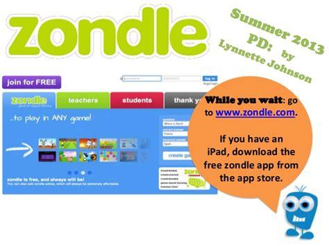 zondle edmodo app zondle summer 2013 pd slides