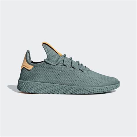 adidas pharrell williams tennis hu shoes green adidas us