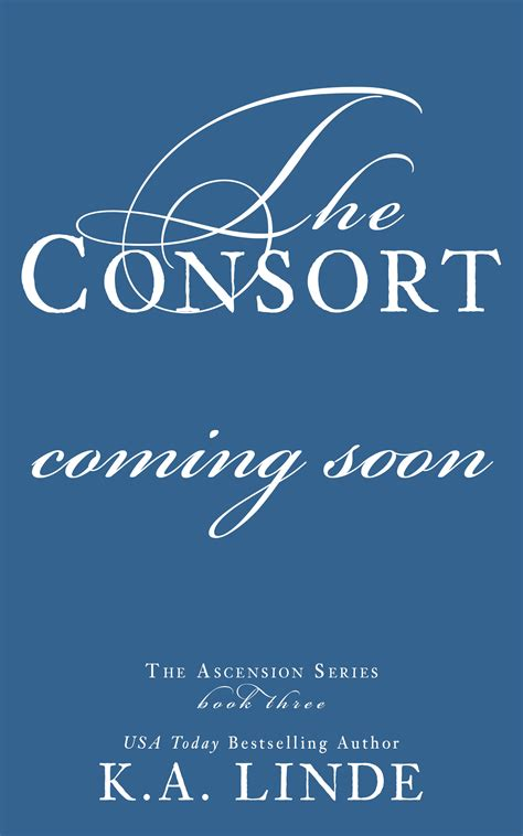 the consort ascension books the consort