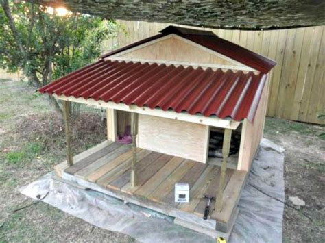 making a dog house 45 easy diy dog house plans ideas you should build this season