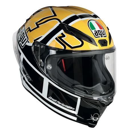 Helm Agv Arai agv corsa r motorcycle helmet review ultimate track helmet