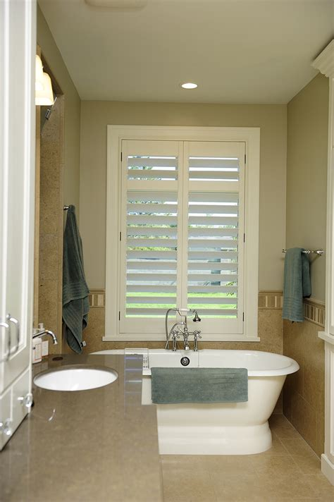 shutters in bathroom custom window shutters and blinds photo gallery