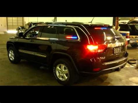 Undercover 2011 Jeep Grand Cherokee Evi Youtube