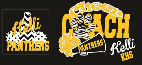 Home Design Store Names by Panthers Cheer Coach Shirt