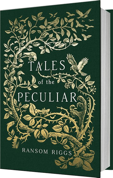 Tales Of The Peculiar bookmas day nine seasnailreviews