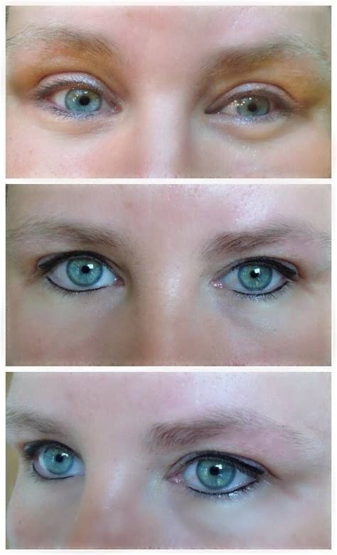 tattoo eyeliner michigan 13 best images about permanent makeup by alana everett on