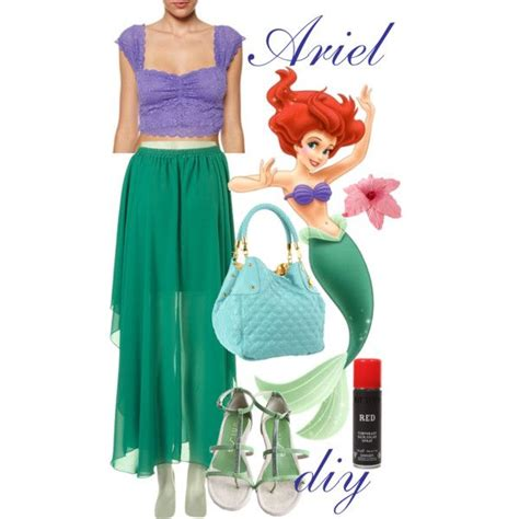 Handmade Ariel Costume - ariel costume for adults pictures to pin on