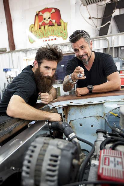 check out the new series fast n loud on the discovery