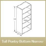 pantry cabinets diy flat pack kitchens quality flat pack