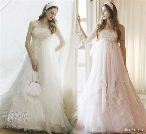 romantic wedding dresses by stuart wedding inspirasi