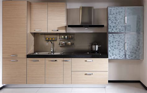 american modern cheap pvc kitchen cabinets for sale vc
