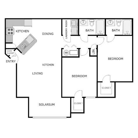 average 2 bedroom apartment square footage average square footage of 2 bedroom apartment