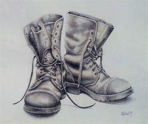 tattoo pen boots old boots dot art by rougealizarine on deviantart