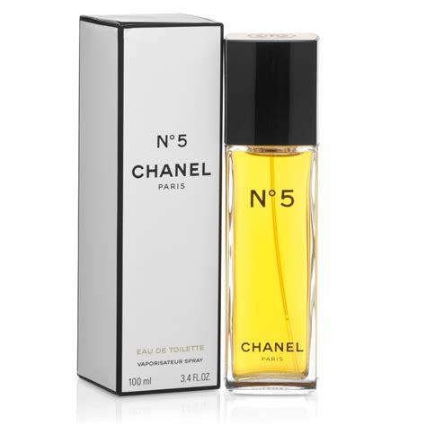 Chanel No 5 For 100ml chanel no 5 eau de toilette 100ml s of kensington
