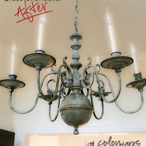 Brass Chandelier Makeover 1000 Ideas About Brass Chandelier On Modern Chandelier Chandeliers And Chandelier