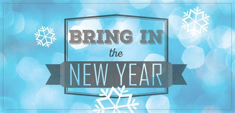 new year what to bring bring in the new year with frank ross essex