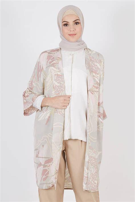 Outer Untuk Baju Muslim berbagai pilihan baju muslim terbaru model outer paling menarik baju muslim terbaru slug