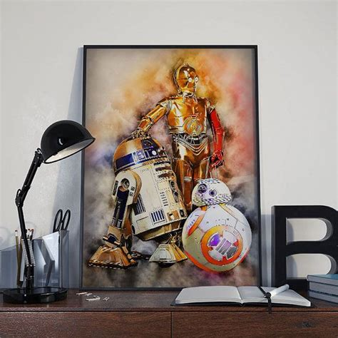 Poster A3 Wars Bb8 18 best r2d2 and bb8 images on wars