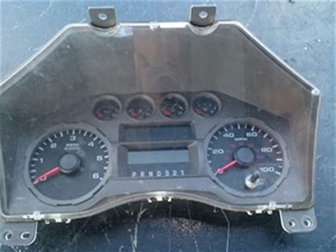 used ford f 350 instrument clusters for sale f350 dash panel switches html autos post