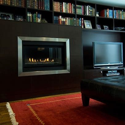 Tv Next To Fireplace | tv next to fireplace beach house family room pinterest